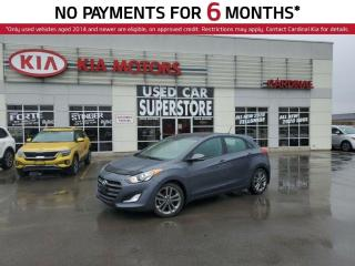 Used 2017 Hyundai Elantra GT GT GLS, Sunroof, Navigation, Bluetooth. for sale in Niagara Falls, ON