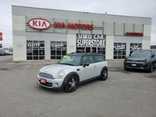 Used 2011 MINI Cooper Clubman Clubman, Leather, Sunroof, Bluetooth. for sale in Niagara Falls, ON