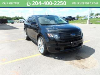 Used 2009 Ford Edge SPORT for sale in Brandon, MB