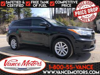 Used 2016 Toyota Highlander LE AWD...8 SEATS*BACKUP CAM*REMOTE ENTRY! for sale in Bancroft, ON