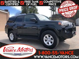Used 2015 Toyota 4Runner SR5 4X4...TOW*BACKUP CAM*BLUETOOTH! for sale in Bancroft, ON