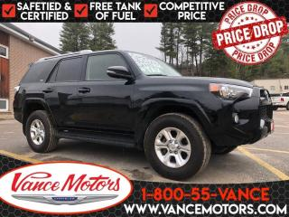 Used 2017 Toyota 4Runner SR5 4x4...LEATHER*NAV*SUNROOF! for sale in Bancroft, ON
