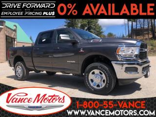 New 2020 RAM 2500 Tradesman 4X4...CUMMINS*BACKUP CAM*5TH WHEEL PREP! for sale in Bancroft, ON