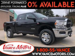 New 2020 RAM 2500 Tradesman 4X4...CUMMINS*5TH WHEEL PREP*BACKUP CAM! for sale in Bancroft, ON