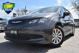 Used 2018 Chrysler Pacifica Base for sale in St. Thomas, ON