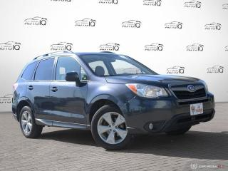 Used 2015 Subaru Forester 2.5i Touring Package for sale in Barrie, ON
