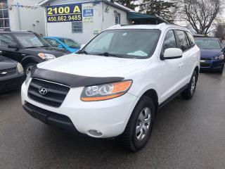 Used 2009 Hyundai Santa Fe for sale in Laval, QC