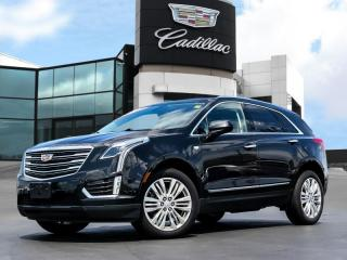 Used 2018 Cadillac XT5 Premium Luxury - Navigation for sale in Burlington, ON