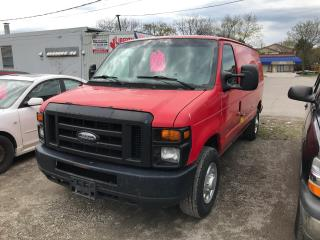 Used 2008 Ford Econoline Sold AS-IS for sale in Mississauga, ON