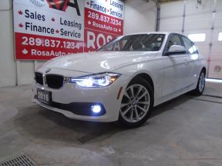Used 2016 BMW 3 Series xDrive AWD AUTO NAVIGATION B-CAMERA NO ACCIDENT LO for sale in Oakville, ON