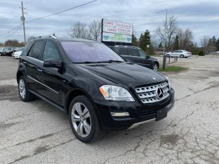 Used 2011 Mercedes-Benz M-Class ML 350 BlueTEC for sale in Komoka, ON