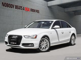 Used 2016 Audi A4 4dr Sdn Auto Komfort plus quattro for sale in Mississauga, ON