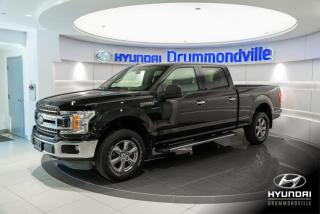 Used 2018 Ford F-150 XLT XTR + ECOBOOST 3.5 L + GARANTIE + T for sale in Drummondville, QC