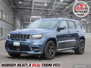 Used 2020 Jeep Grand Cherokee SRT for sale in Mississauga, ON