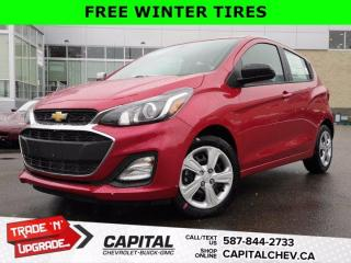 New 2020 Chevrolet Spark LS for sale in Calgary, AB