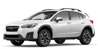 Used 2018 Subaru XV Crosstrek Limited CVT w-EyeSight FINANCEMENT À PARTIR DE 1.9 for sale in Gatineau, QC