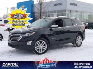 New 2020 Chevrolet Equinox Premier for sale in Calgary, AB