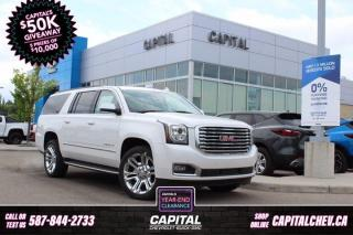 New 2020 GMC Yukon XL SLT for sale in Calgary, AB