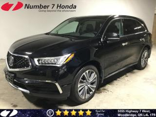 Used 2019 Acura MDX Tech| Leather| Navi| All-Wheel Drive| for sale in Woodbridge, ON