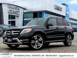Used 2014 Mercedes-Benz GLK-Class 4DR GLK350 4matic for sale in Etobicoke, ON