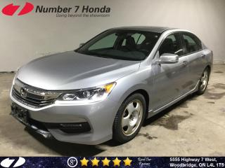 Used 2017 Honda Accord Sport HS| Sunroof| Backup Cam| for sale in Woodbridge, ON