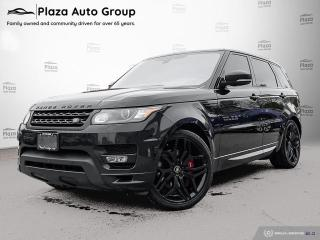 Used 2017 Land Rover Range Rover Sport V8 | AUTOBIOGRAPHY DYNAMIC for sale in Richmond Hill, ON