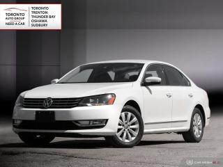 Used 2014 Volkswagen Passat 2.0 TDI Trendline for sale in Scarborough, ON