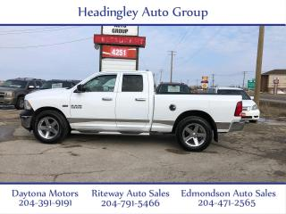Used 2016 RAM 1500 ST for sale in Headingley, MB