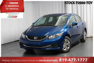Used 2015 Honda Civic CLIMATISATION| AUTOMATIQUE| SIÈGES CHAUFFANTS for sale in Drummondville, QC