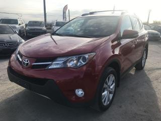 Used 2013 Toyota RAV4 LIMITED  for sale in Gloucester, ON