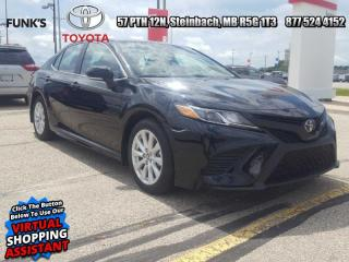 New 2020 Toyota Camry SE  - Paddle Shifters -  Sporty Styling for sale in Steinbach, MB