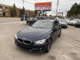 Used 2015 BMW 3 Series 328i xDrive for sale in Toronto, ON