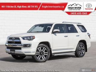 New 2020 Toyota 4Runner Limited  - Navigation -  Sunroof for sale in High River, AB