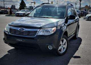 Used 2009 Subaru Forester 4dr Auto X for sale in Scarborough, ON