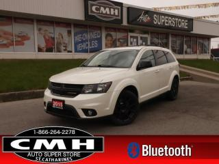 Used 2015 Dodge Journey SXT  V6 8 -TOUCH BT HOME-REMOTE ALLOYS for sale in St. Catharines, ON