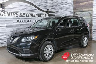 Used 2016 Nissan Rogue AWD+A/C+BLUETOOTH for sale in Laval, QC