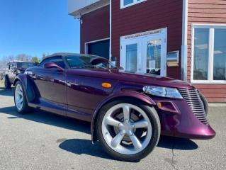 Used 1999 Plymouth Prowler for sale in Drummondville, QC