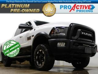 Used 2018 RAM 2500 Power Wagon | Crew | 6.4L Hemi | Nav | Htd & Coole for sale in Virden, MB