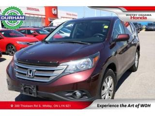 Used 2014 Honda CR-V AWD 5dr EX for sale in Whitby, ON