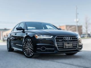 Used 2017 Audi A6 3.0T Technik I S LINE I LED I 360 CAMERA for sale in Toronto, ON