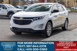 Used 2018 Chevrolet Equinox LS CLOTH/AWD/REAR CAMERA/ for sale in Okotoks, AB