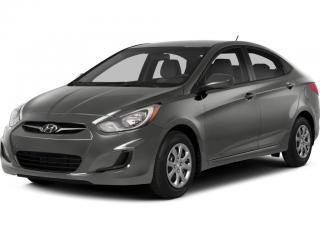 Used 2014 Hyundai Accent GL MODEL | HEATED SEATS | FRESH TRADE for sale in Charlottetown, PE