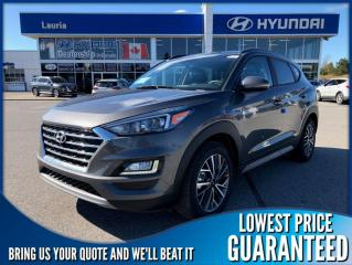 New 2020 Hyundai Tucson 2.4L AWD LUXURY for sale in Port Hope, ON