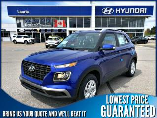 New 2020 Hyundai Venue 1.6L FWD Preferred for sale in Port Hope, ON