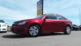 Used 2012 Chevrolet Cruze LT Turbo for sale in Brandon, MB