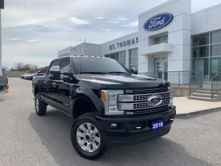 Used 2018 Ford F-250 Platinum for sale in St Thomas, ON