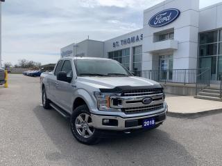 Used 2018 Ford F-150 XTR 4x4/18