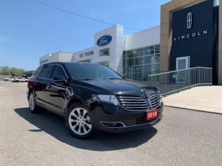 Used 2018 Lincoln MKT ELITE for sale in St Thomas, ON