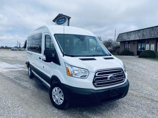 Used 2019 Ford Transit XLT for sale in Ridgetown, ON