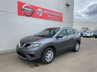 Used 2016 Nissan Rogue S 4dr AWD Sport Utility for sale in Edmonton, AB